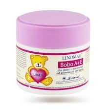 Linomag Bobo A+E krem dla dzieci i niemowląt 50 ml