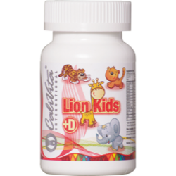 Lion Kids + D, CaliVita, 90 tabletek