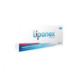 Liponexin - 30 kapsuek