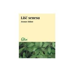 Liść senesu, zioło pojedyncze (Flos), 50 g