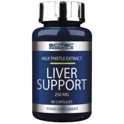 SCITEC - Liver Support - 80kaps
