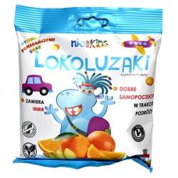 Lokoluzaki, 30 szt