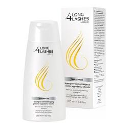 Oceanic, Long4Lashes, szampon do włosów wzmacniający, przeciw wypadaniu, 200ml