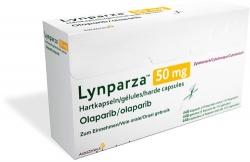 Lynparza, kapsułki twarde 50mg, 448szt