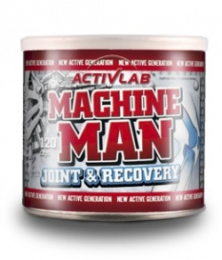ACTIVLAB - Machine Man Joint Recovery - 120kaps