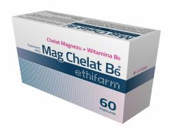 Mag Chelat B6, 60 kapsułek