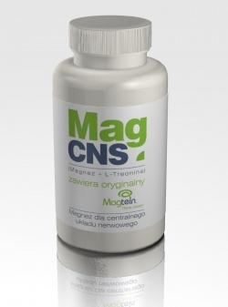 MAG CNS- Magtein, kapsułki, 90 sztuk