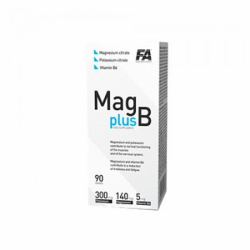 FITNESS AUTHORITY - Mag Plus B - 90tabs