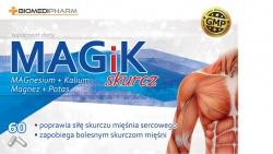 BioMed, MagikSkurcz, 60 kapsułek