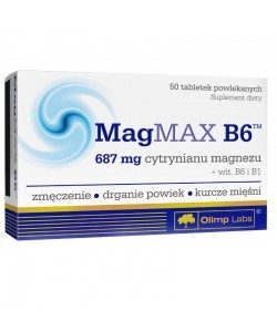 OLIMP - MagMAX B6 - 50tab