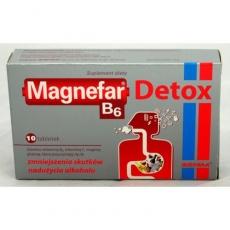 Magnefar B6 Detox