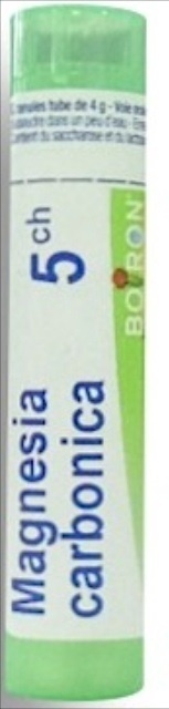 Boiron Magnesia carbonica, 5CH, granulki, 4g