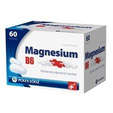 Magnesium B6 Polfa Łódź