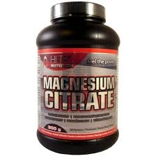 Hi-Tec Nutrition - Magnesium Citrate - 300 g