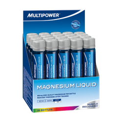 MULTIPOWER - Magnesium Liquid - 20 x 25 ml