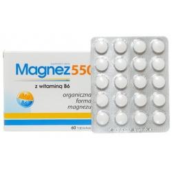 Magnez 550 + wit