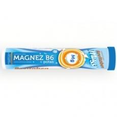 Magnez B6 + Potas Revitaben Mussy