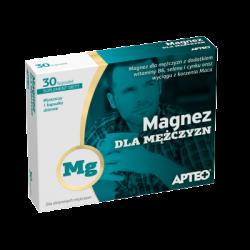 Magnez dla mężczyzn