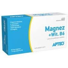 Magnez Forte + Wit
