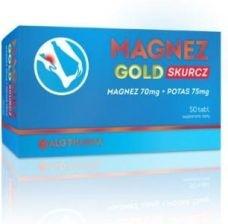 Magnez Gold Skurcz
