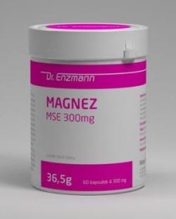 Magnez MSE, 60 kapsułek