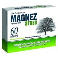 MAGNEZ STRES 60 TABLETEK