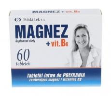Magnez + Vit. B6