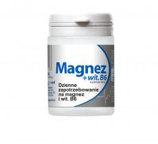 Magnez + wit.B6