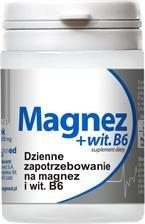 Magnez + witamina B6, 50 kapsułek