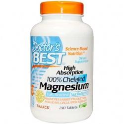 Magnez wysoce wchłanialny, 240 tabletek