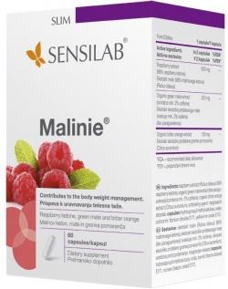 Sensilab Malinie - 60 kapsułek