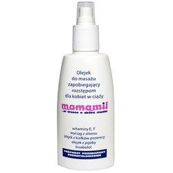 Mamamil olejek zapobiegający rozstępom