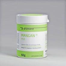 Mangan dwuwartościowy MSE, 120 tabletek