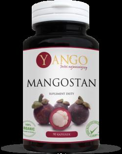 Mangostan – Garcinia mangostana, 90 kapsułek