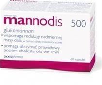 Mannodis 500, Axxispharma, 60 kapsułek