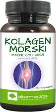Marine Collagen, kapsułki, 90 szt