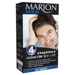 Marion 4 Stopniowy Reduktor Siwizny, 4 saszetki