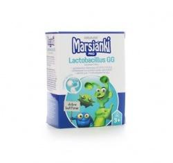Marsjanki Pro Lactobacillus GG, proszek, 10 saszetek