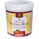 Maść końska, rozgrzewająca, Forte, szwajcarska, 250 ml + 50ml zawiera 25 ziół