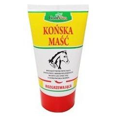 Maść końska, rozgrzewająca, 130 ml, (Gorvita)