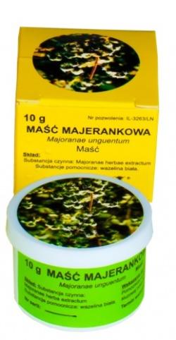 Maść majerankowa, (Elissa), 25 g