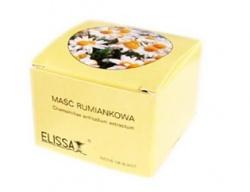 Maść rumiankowa 25g Elissa