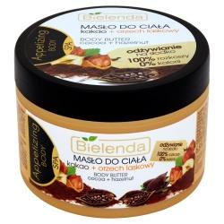 Masło do ciała KAKAO + ORZECH LASKOWY, 200 ml