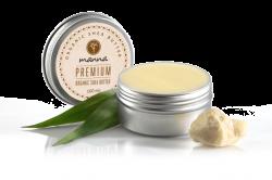 Masło shea Manna Premium, masło do ciała, 100 ml