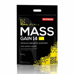 NUTREND - Mass Gain 14 - 6000g