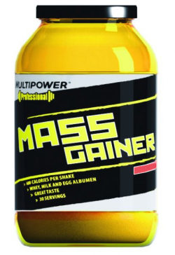 MULTIPOWER - Mass Gainer - 3000 g