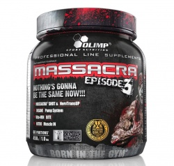 OLIMP - Massacra Episode 3 - 450g
