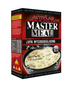 ACTIVLAB - Master Meal - 1 opakownie ( 3 saszetki )