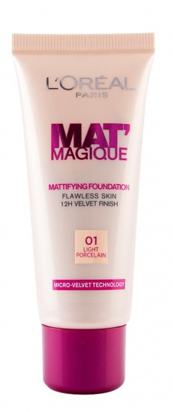 L'OREAL  Mat Magique, 25 ml