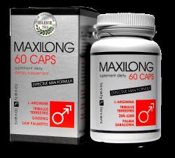 MaxiLong, 60 kapsułek